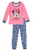 Pijama manga larga Minnie Mouse sortido