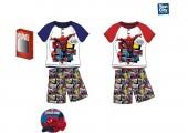 Pijama Marvel Spiderman Comics sortido
