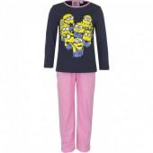 Pijama menina minions