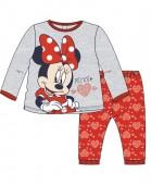 Pijama para bebe Minnie Mouse menina