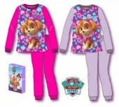 Pijama Polar com caixa Patrulha Pata Skye