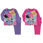 Pijama polar Disney Minnie Oh my!
