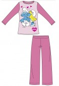 Pijama Smurfina Rosa