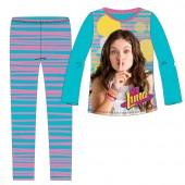 Pijama Sou Luna Interlock