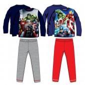 Pijama veludo Avengers Marvel sortido