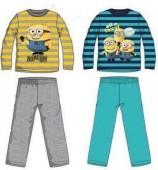 Pijama Veludo  Minions 4 Und.