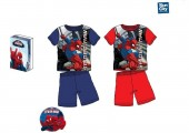 Pijama Verão c/ caixa Marvel Spiderman sortido