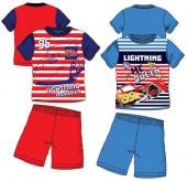 Pijama Verão Cars Lightning Sortido