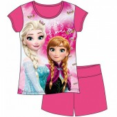 Pijama verão disney frozen premium gift of love