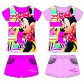 Pijama verão disney minnie  Wow