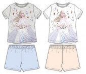 Pijama Verão Elsa Frozen 2 Cool Sortido
