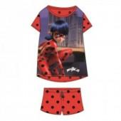 Pijama Verão Ladybug - 12 anos