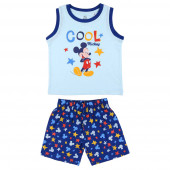 Pijama Verão Mickey Cool Disney