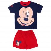 Pijama Verão Mickey Face