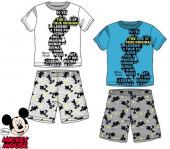 Pijama Verão Mickey Fluo Sortido