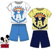 Pijama Verão Mickey Retro Beach Sortido