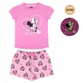Pijama Verão Minnie Heart