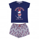 Pijama Verão Minnie Power Disney