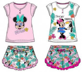 Pijama Verão Minnie Tropics Sortido