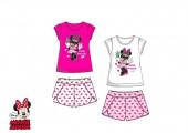 Pijama Verão Minnie Tutti Fruitti Sortido
