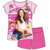 Pijama verão Sou Luna Super