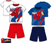 Pijama Verão Spiderman Retro Sortido
