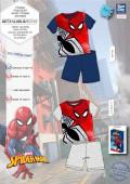 Pijama Verão Spiderman Sortido