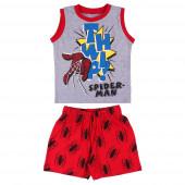 Pijama Verão Spiderman Thwip Marvel