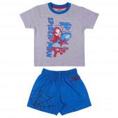 Pijama Verão Spiderman Webbed Wonder