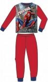 Pijama vermelho manga comprida Spiderman
