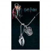 Pingente Identificação Gryffindor Harry Potter