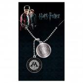 Pingente Identificação Ministério Magia Harry Potter