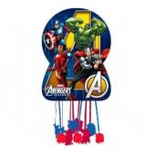 Pinhata Grande Avengers 46x65cm