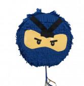 Pinhata Lego Ninjago Azul