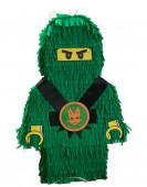 Pinhata Lego Ninjago Verde