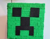Pinhata Minecraft Cubo 26cm