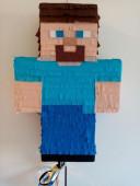 Pinhata Minecraft Steve 49cm