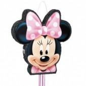 Pinhata Minnie Mouse 3D - 51 cm