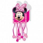 Pinhata pequena Minnie Disney