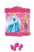 Pinhata pequena Princesas Disney (20x30cms)