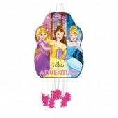 Pinhata Perfil  Princesas Disney  33x46cm
