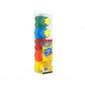 Pintar com Dedos Colorino 5 cores