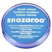 Pintura Facial Snazaroo Azul 18ml