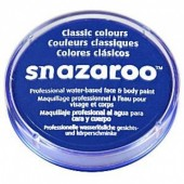 Pintura Facial Snazaroo Azul Royal 18ml