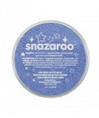 Pintura Facial Snazaroo Azul Sparkle 18ml