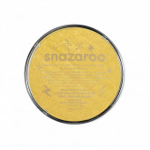 Pintura Facial Snazaroo Dourado Metallic 18ml