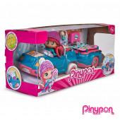 Pinypon Carro da Neve com Reboque
