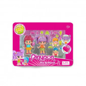 Pinypon New Look Pack 4 Figuras
