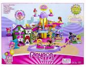 Pinypon Parque de Atrações com 1 Figura