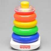 Piramide argolas fisher price
